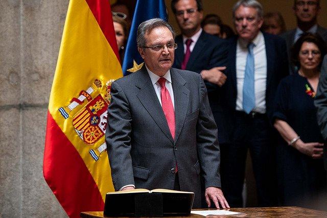 El diplomático Juan Pablo de Laiglesia, nuevo secretario de Estado de cooperación