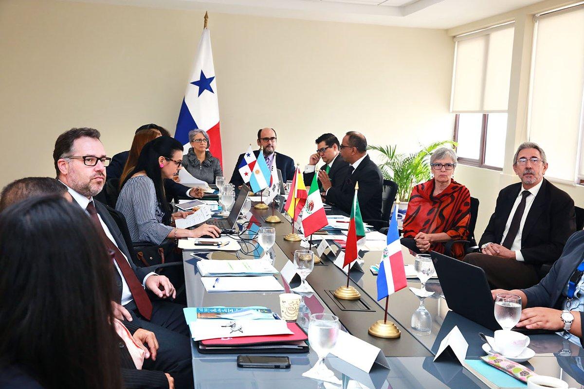I Reunión del Comité Intergubernamental de la Iniciativa Iberoamericana para el Mejoramiento de la Gobernanza, el Fortalecimiento Institucional y el Desarrollo Humano