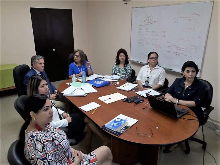 Asistencia técnica para el órgano judicial de Panamá relacionada con el fortalecimiento de la carrera judicial