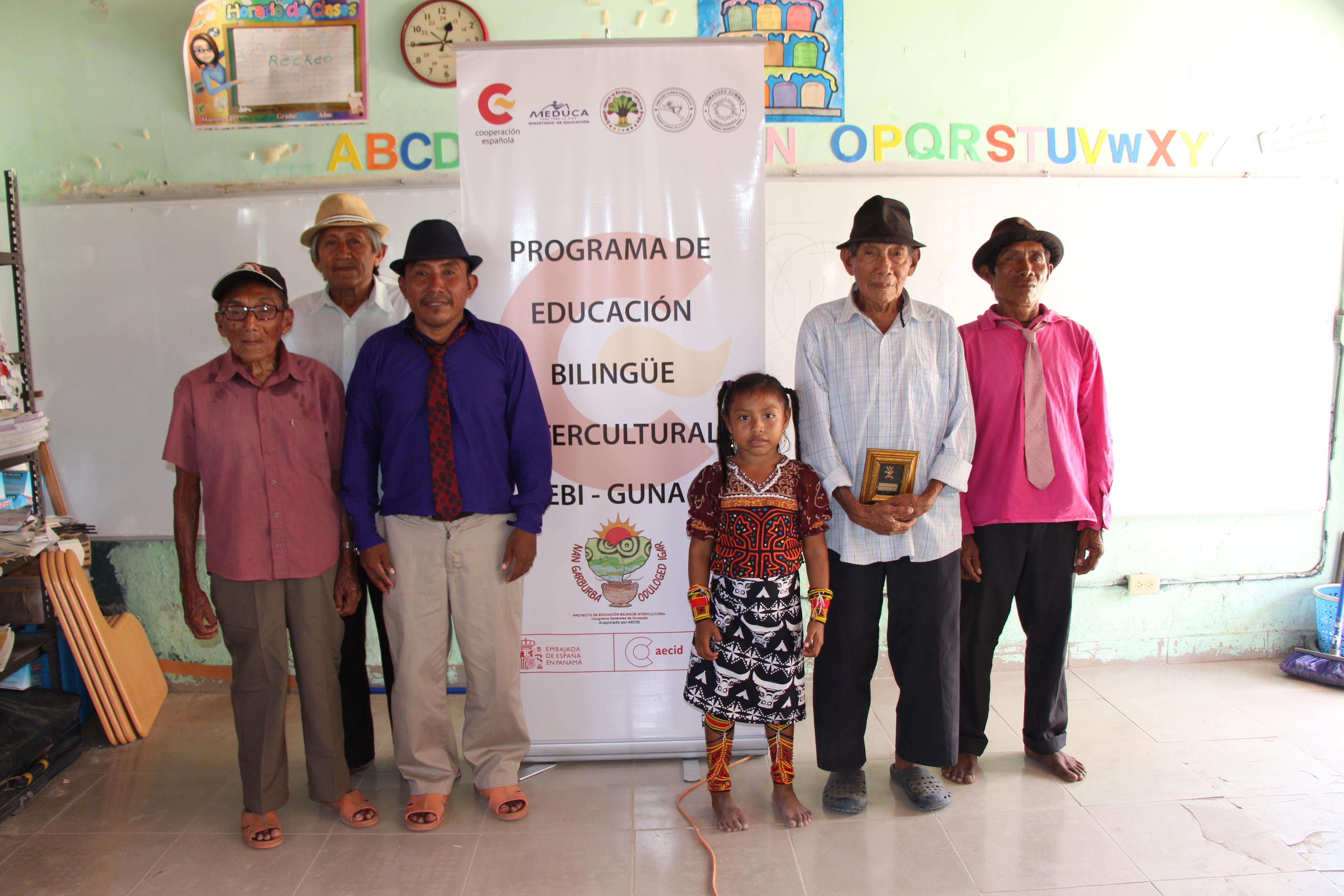 Saberes locales del pueblo Gunadule como fundamento de los programas de estudios de VI° grado de la EBI-GUNA.