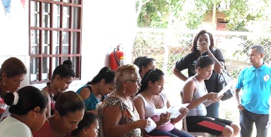 Se consolida el enfoque de género de los programas de agua y saneamiento en Panamá