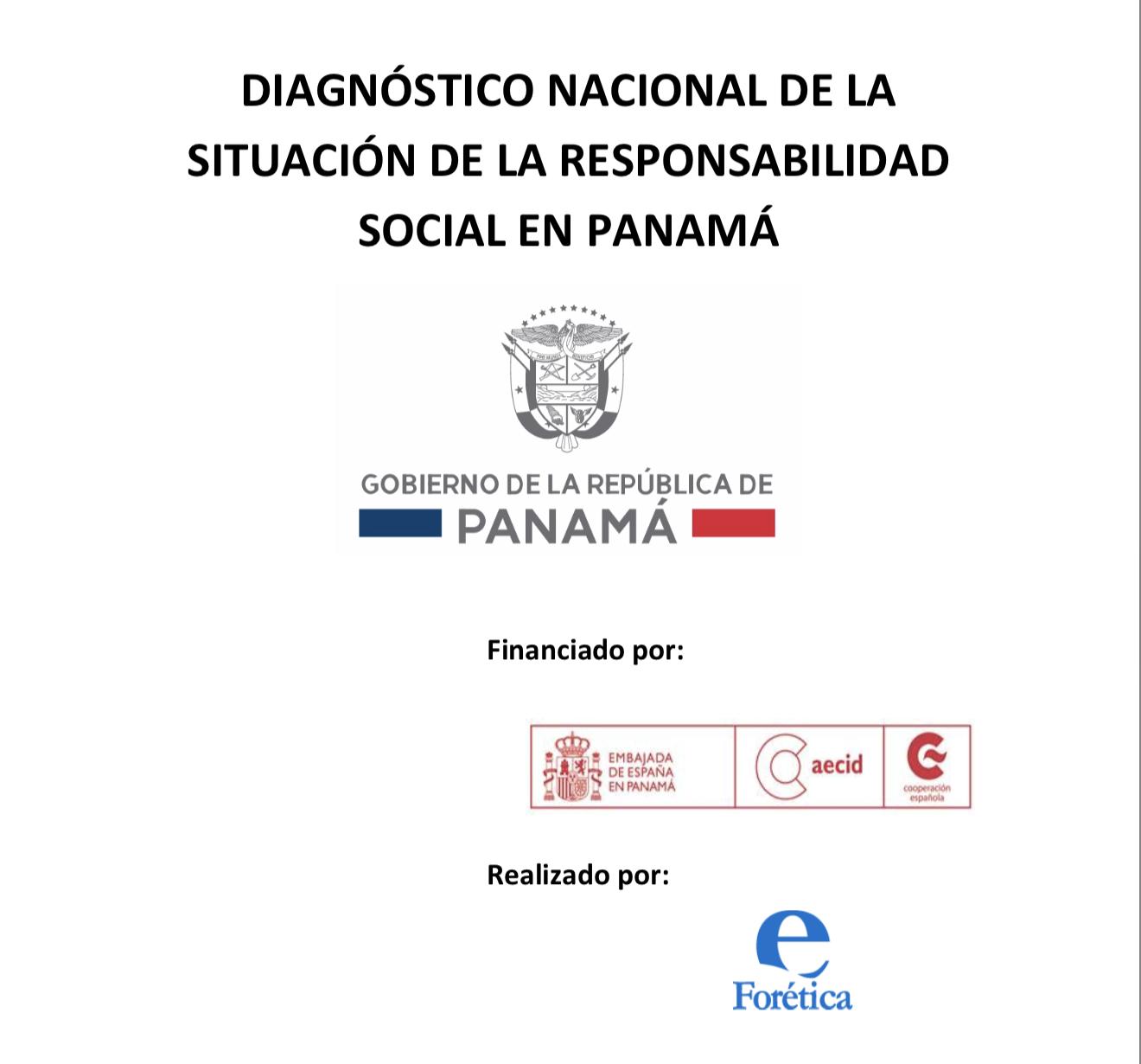 Diagnóstico Nacional de la Situación de la Responsabilidad Social en Panamá