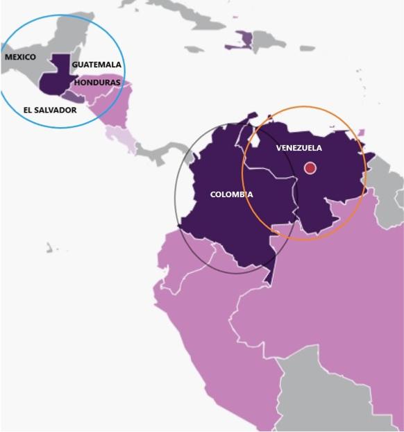 PANORAMA HUMANITARIO AMERICA LATINA Y EL CARIBE 2019/2020